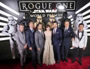 La distribution de Rogue One : une histoire... (AP, Colin Young-Wolff) - image 2.0