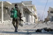 Le régime de Bachar al-Assad a repris tôt... (photo AFP) - image 3.0