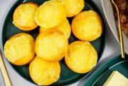 Petits pains de maïs au vieux cheddar... (Photo Hugo-Sébastien Aubert, La Presse) - image 2.0