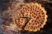 Tarte bourbon-pacanes... (Photo Édouard Plante-Fréchette, La Presse) - image 2.0