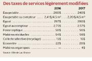 Les comptes de taxes foncières des citoyens de Lac-Brome connaîtront peu de... - image 2.0