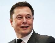 Elon Musk, de Tesla, lors d'une conférence à... - image 1.0
