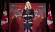 La ministre de l'Environnement Catherine McKenna a réitéré... (La Presse canadienne, Adrian Wyld) - image 3.0
