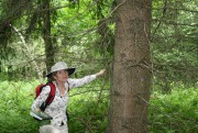 L'herboriste et thérapeute Anny Schneider invite la population... (fournie) - image 3.0
