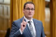 Dan Albas,député conservateur de la circonscription de Central... (PHotoAdrian Wyld, archvies La Presse canadienne) - image 1.0