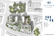 Le promoteur immobilier Devimco propose un projet résidentiel... (Illustration fournie par Devimco) - image 1.1