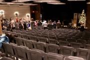L'auditorium de quelque 470 places est déjà utilisé... (Photo Le Quotidien, Michel Tremblay) - image 3.0