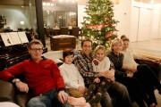 Un beau portrait de famille: Simon Biron, Elliot,... (Le Soleil, Erick Labbé) - image 1.0