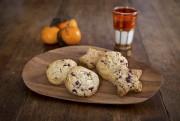Biscuits canneberges-chocolat blanc sans oeufs.... (Spectre Média : Jessica Garneau) - image 3.0
