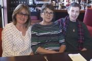 Suzanne Harvey, Annie Tremblay et Dany Tremblay forment... (Le Progrès-Dimanche, Mélissa Viau) - image 2.1