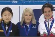 La Laterroise Marie-Ève Drolet (à droite) a remporté... (Photo tirée de Facebook) - image 1.0