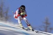 Lara Gutremporté le super-G de Val d'Isère, dimanche.... (AFP, Philippe Desmazes) - image 3.0