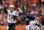 Dimanche soir, Tom Brady et les Patriots porteront... (Archives AP) - image 3.0
