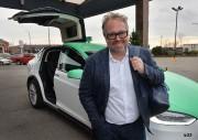 Alexandre Taillefer, fondateur de Téo. Photo: Patrice Laroche,... - image 3.0