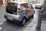 Une Autolib de Paris, similaire aux voitures Bolloré... - image 1.0