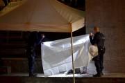 Un corps sans vie a été découvert à... (AFP, Michael Buholzer) - image 2.0