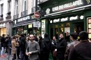 Le meilleur falafel de Paris, dit la légende.... (Photo Jean-Christophe Laurence, La Presse) - image 2.0