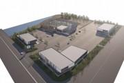 Plan du futur Centre Jardin Hamel... (Courtoisie Centre Jardin Hamel) - image 1.1