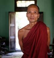 L'un des moines qui nous a accueillis.... (Photo Jonathan B. Roy, collaboration spéciale) - image 3.0