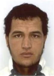 Anis Amri... (Photo fournie par la police allemande/AP) - image 1.0