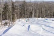 Le parc à neige de la Vallée du... (Fournie par la station Vallée du parc) - image 2.0
