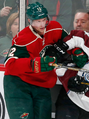 Eric Staal mène le Wild avec 25 points en... (Photo Jim Mone, AP) - image 2.0