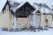 La résidence est une perte totale. L'incendie semble... (Photo Le Quotidien, Gimmy Desbiens) - image 3.0