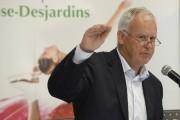 L'ancien directeur général, Michel Morin, est poursuivi par... (Photo: Sylvain Mayer Le Nouvelliste) - image 2.0