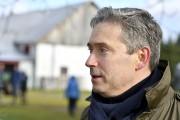 Le député fédéral libéral de Saint-Maurice-Champlain, François-Philippe Champagne.... (Stéphane Lessard) - image 7.0