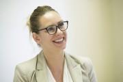 La néo-démocrate de Berthier-Maskinongé, Ruth Ellen Brosseau.... (Stéphane Lessard) - image 9.0