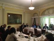 En organisant ce repas, le député libéralOmar Alghabra... (Photo fournie par Omar Alghabra) - image 1.0