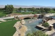 Les décors des terrains de golf sont à... (Photo courtoisie, Denise Bourgeois) - image 1.0