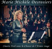 Émue et sous le choc, la chanteuse Marie-Michèle Desrosiers se rappelle son... - image 2.1