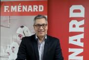 Luc Ménard, directeur général et copropriétaire de l'entrepriseF.... (Alain Dion, archives La Voix de l'Est) - image 5.0