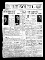 16 avril 1912«LE TITANIC S'ENGLOUTIT...»... - image 2.0