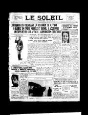 25 avril 1928«LINDBERGH EN COUVRANT LA DISTANCE...»... - image 4.0
