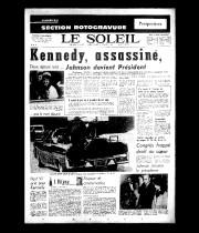 23 novembre 1963«KENNEDY, ASSASSINÉ, ...»... - image 7.0