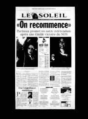 31 octobre 1995«On recommence»... - image 12.0