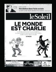 8 janvier 2015«LE MONDE EST CHARLIE»... - image 15.0