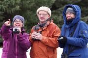 Rachel Papineau-Pepin, Jacques Pepin et Nicole Leblanc ont... (Alain Dion, La Voix de l'Est) - image 1.0