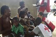 Il était primordial de soigner ces Haïtiens avant... (fournie) - image 1.0