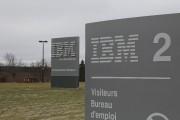 L'usine d'IBM à Bromont... (Julie Catudal, archives La Voix de l'Est) - image 4.0