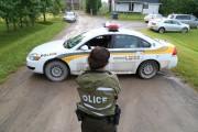 L'opération policière a mobilisé près de 500 policiers... (Janick Marois, archives La Voix de l'Est) - image 7.0