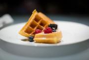 Le troisième service oscille entre le petit-déjeuner (viennoiseries,... (PHOTO OLIVIER JEAN, LA PRESSE) - image 1.0
