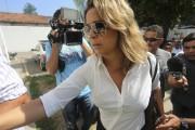 Françoise Amiridis, l'épouse d'origine brésilienne âgée de 40... (PHOTO Fabiano Rocha, AP) - image 1.0