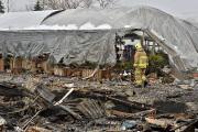 Les dégâts causés par l'incendie du centre jardin... (Photothèque Le Soleil, Patrice Laroche) - image 4.0