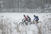 Plusieurs amateurs de fatbike, ces vélos à roues... (Spectre Média, René Marquis) - image 1.0