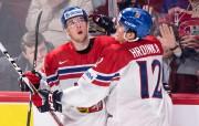 Les Tchèques ont marqué seulement neuf buts en... (photoPaul Chiasson, la presse canadienne) - image 1.0