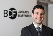 Adam Allouba, avocat au cabinet BCF... (Photo Edouard Plante-Fréchette, La Presse) - image 1.0