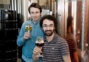 Jonathan Gaudreault et Pierre-Olivier Boily... (Archives La Tribune, Claude Poulin) - image 3.0